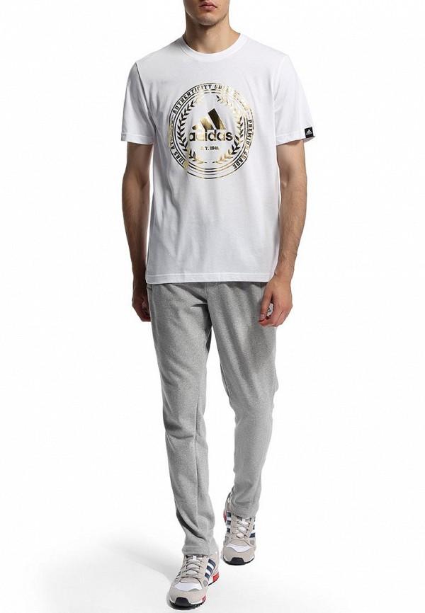 Мужские спортивные брюки Adidas Performance (Адидас Перфоманс) M67910: изображение 7