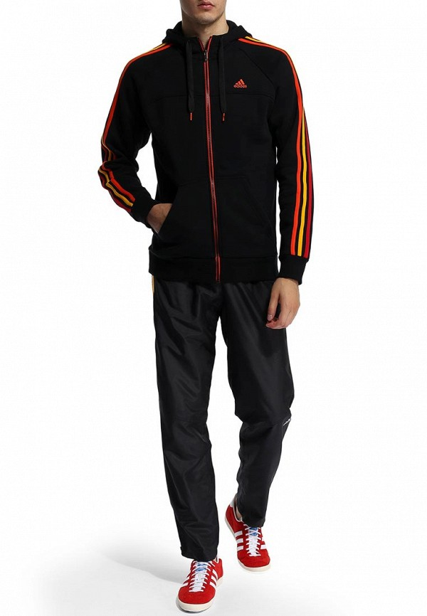 Толстовка Adidas Performance (Адидас Перфоманс) M67936: изображение 6
