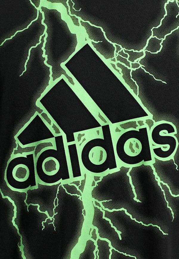 Спортивная футболка Adidas Performance (Адидас Перфоманс) M68925: изображение 4