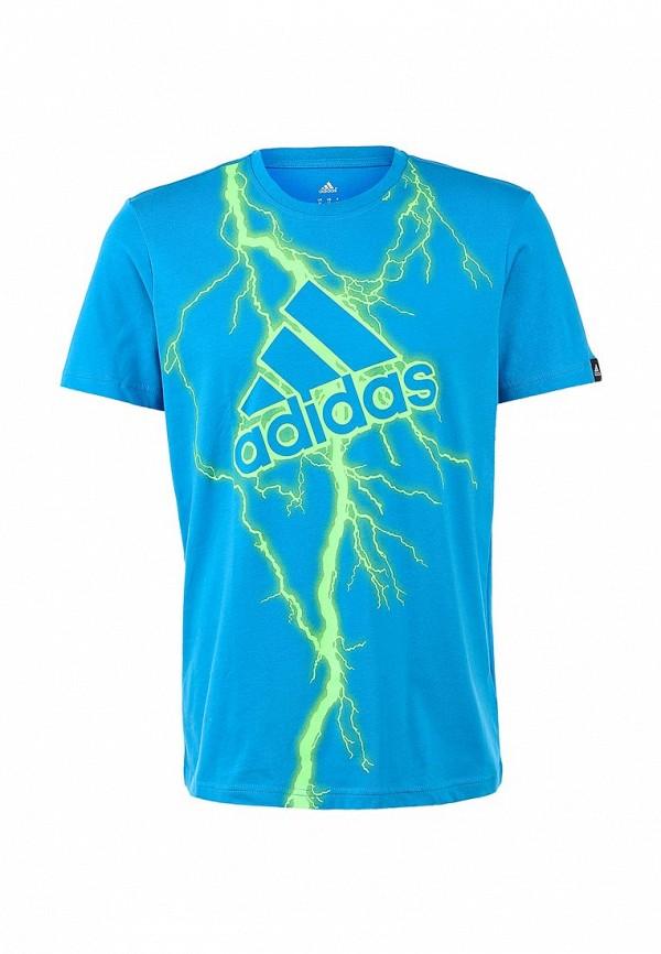 Спортивная футболка Adidas Performance (Адидас Перфоманс) M68926: изображение 2