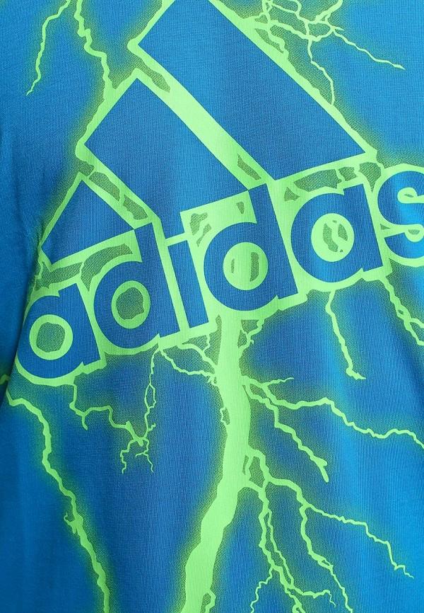 Спортивная футболка Adidas Performance (Адидас Перфоманс) M68926: изображение 4