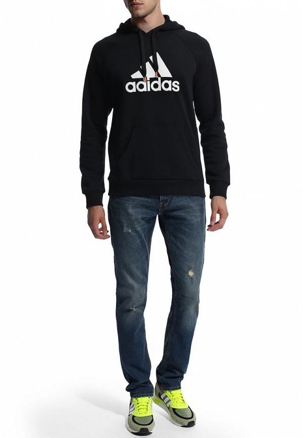 Мужские худи Adidas Performance (Адидас Перфоманс) X19083: изображение 6