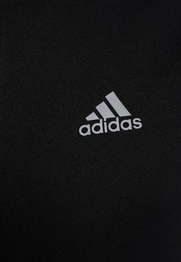 Толстовка Adidas Performance (Адидас Перфоманс) D82002: изображение 4