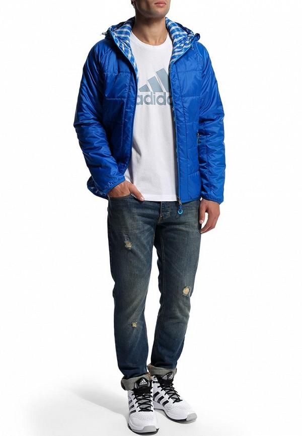 Куртка Adidas Performance (Адидас Перфоманс) F90365: изображение 11
