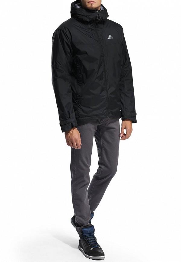 Куртка Adidas Performance (Адидас Перфоманс) F95347: изображение 7