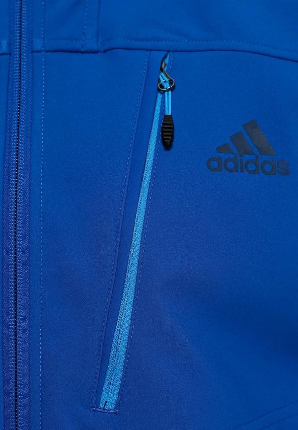 Куртка Adidas Performance (Адидас Перфоманс) F95353: изображение 6