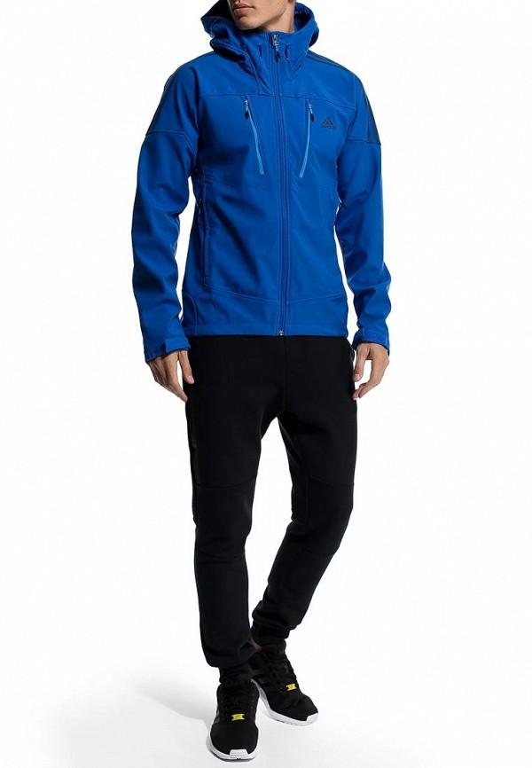 Куртка Adidas Performance (Адидас Перфоманс) F95353: изображение 7