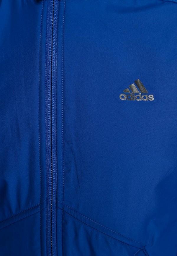 Флисовая толстовка Adidas Performance (Адидас Перфоманс) F95743: изображение 4
