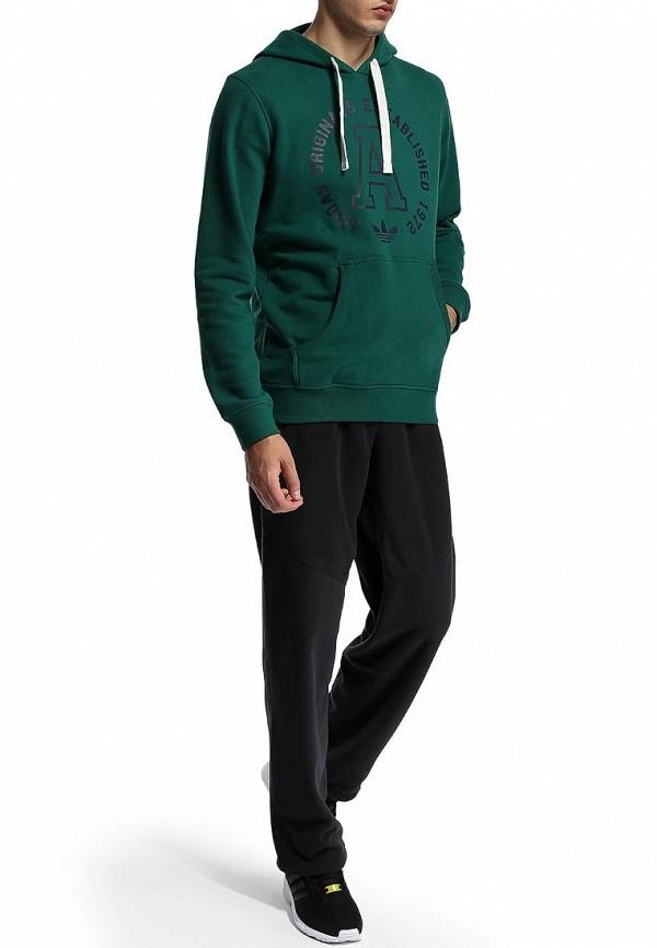 Мужские спортивные брюки Adidas Performance (Адидас Перфоманс) W38630: изображение 6