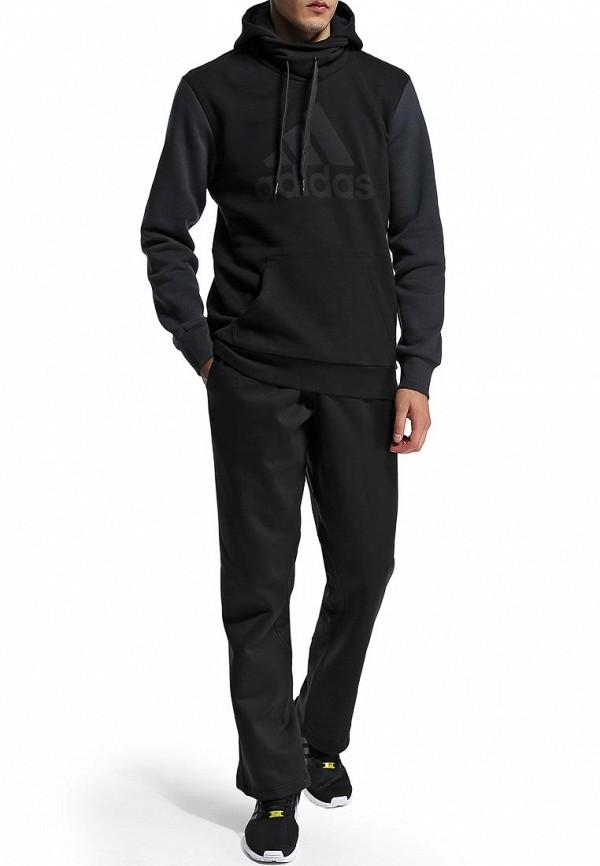 Мужские спортивные брюки Adidas Performance (Адидас Перфоманс) W48605: изображение 7