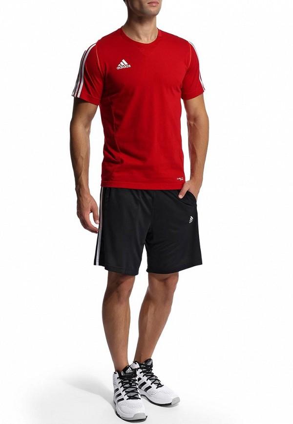 Спортивная футболка Adidas Performance (Адидас Перфоманс) X12936: изображение 6