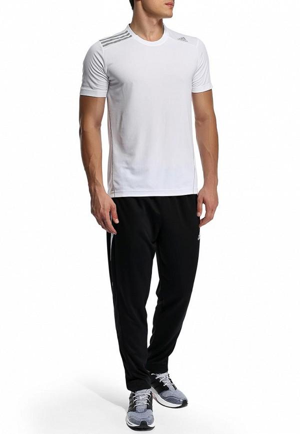 Мужские спортивные брюки Adidas Performance (Адидас Перфоманс) D82942: изображение 7