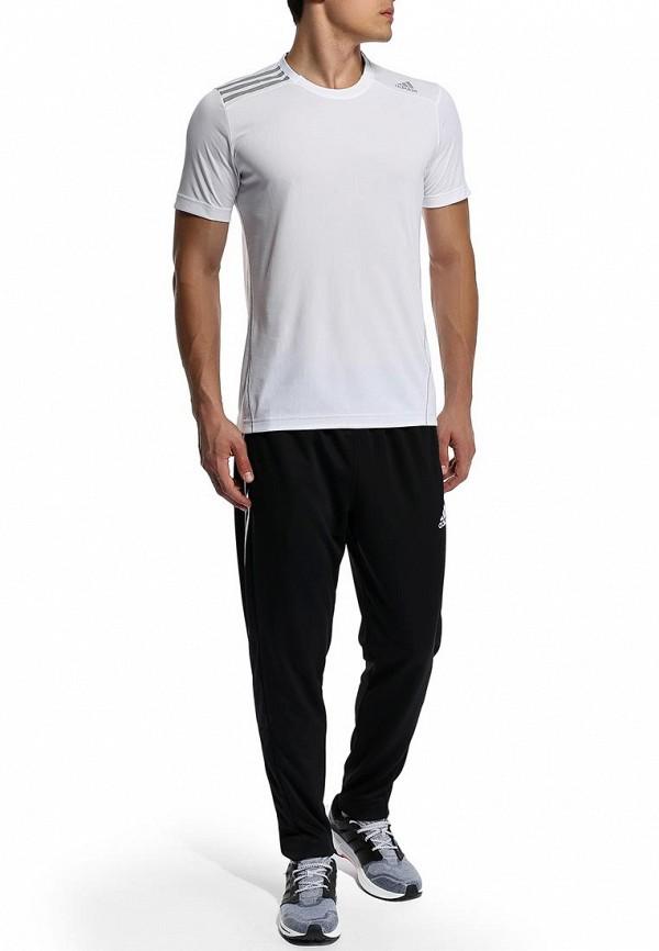 Спортивная футболка Adidas Performance (Адидас Перфоманс) D85670: изображение 7