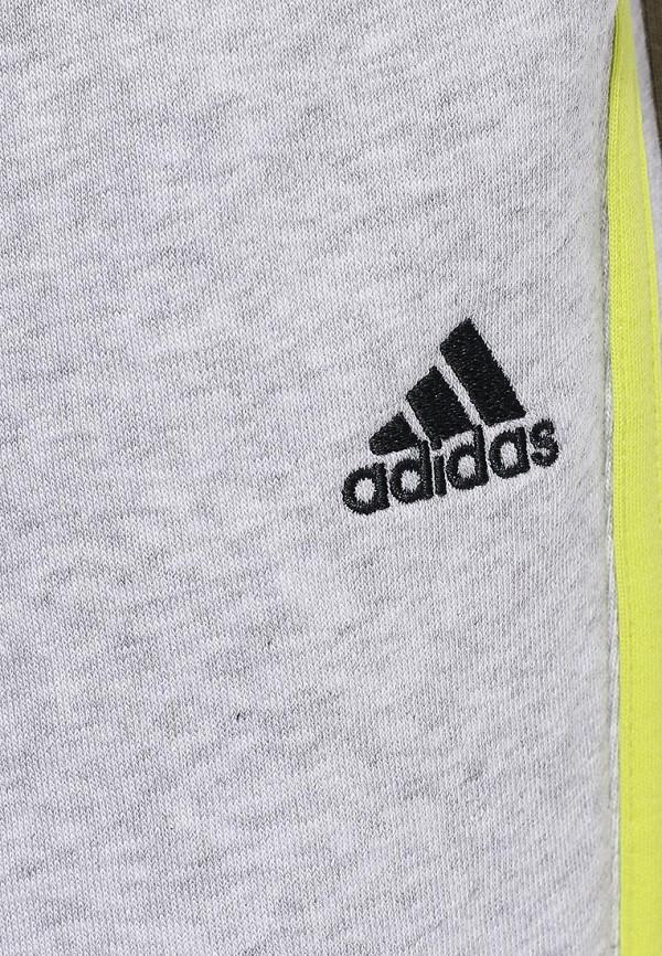 Мужские спортивные брюки Adidas Performance (Адидас Перфоманс) F48369: изображение 5