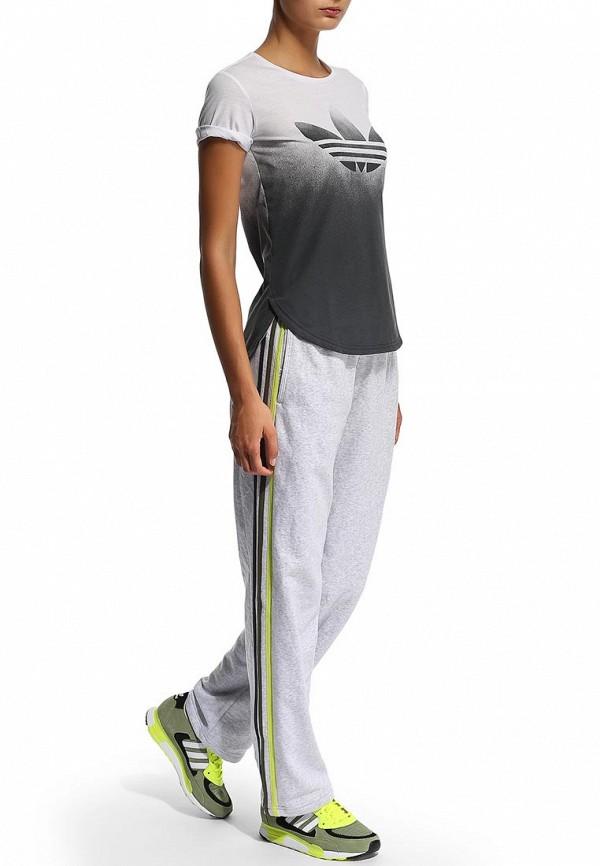 Мужские спортивные брюки Adidas Performance (Адидас Перфоманс) F48369: изображение 7
