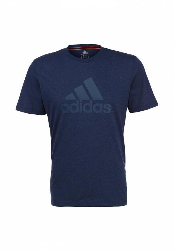 Спортивная футболка Adidas Performance (Адидас Перфоманс) M67501: изображение 2