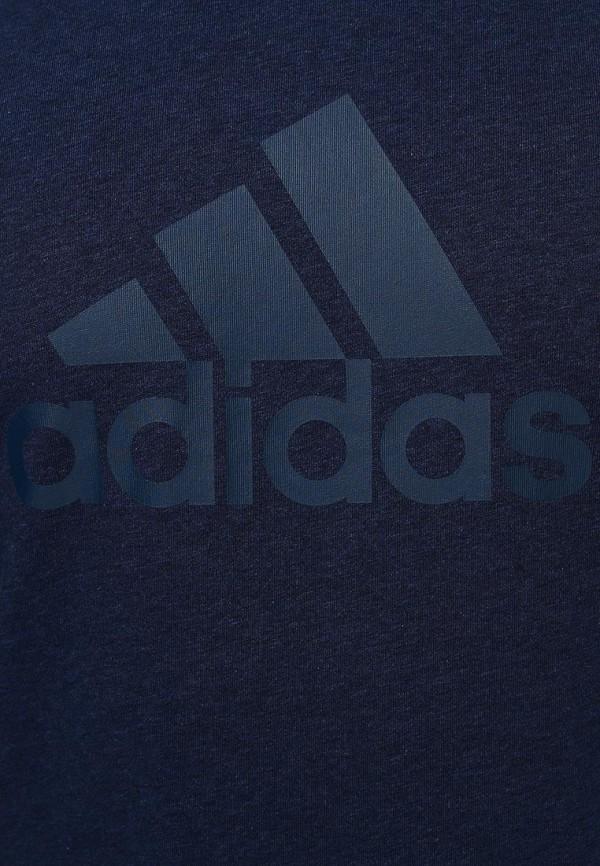 Спортивная футболка Adidas Performance (Адидас Перфоманс) M67501: изображение 4