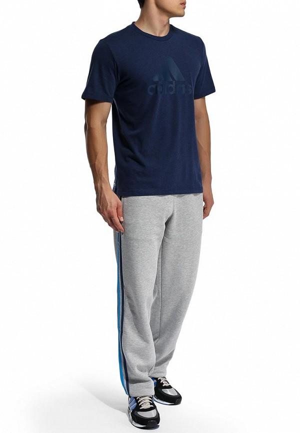 Спортивная футболка Adidas Performance (Адидас Перфоманс) M67501: изображение 6