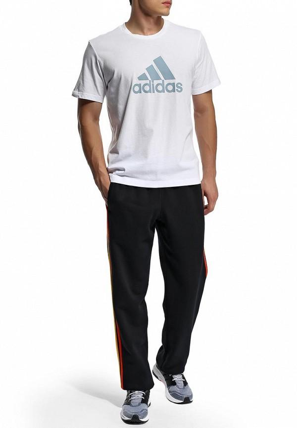 Мужские спортивные брюки Adidas Performance (Адидас Перфоманс) M67794: изображение 6