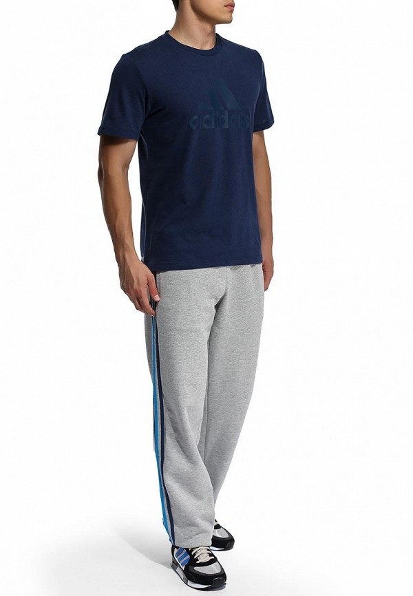 Мужские спортивные брюки Adidas Performance (Адидас Перфоманс) M67796: изображение 6