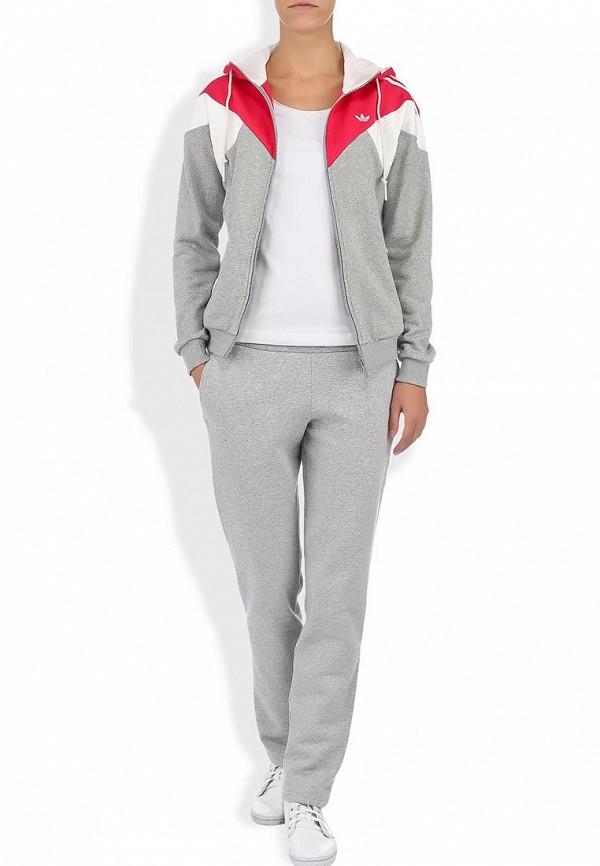 Толстовка Adidas Originals (Адидас Ориджиналс) F47801: изображение 4