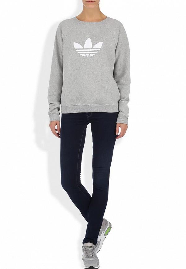 Толстовка Adidas Originals (Адидас Ориджиналс) G86513: изображение 4