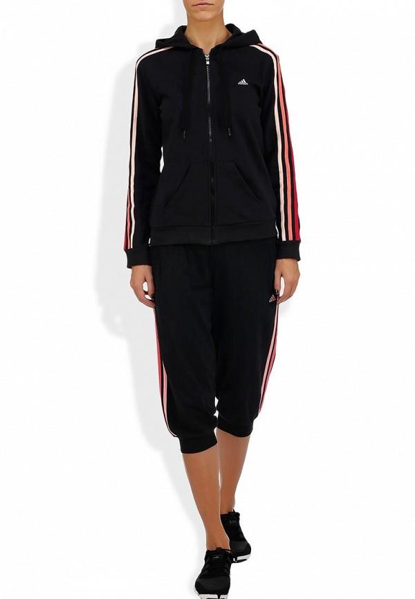 Женские спортивные шорты Adidas Performance (Адидас Перфоманс) G80792: изображение 4