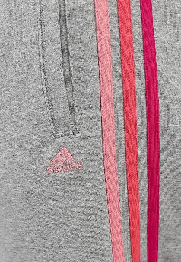 Женские спортивные шорты Adidas Performance (Адидас Перфоманс) G80793: изображение 3