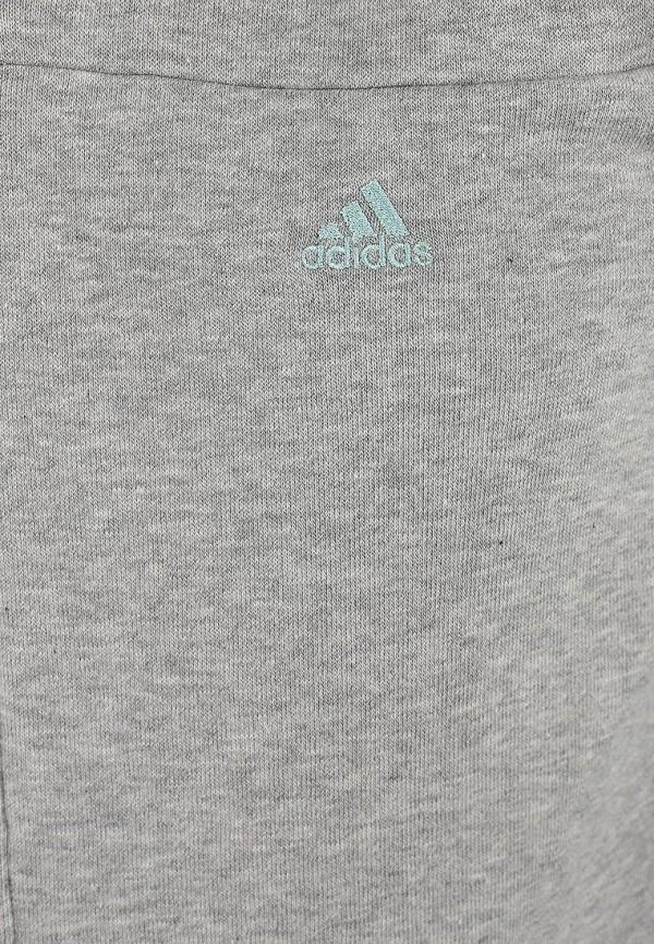 Толстовка Adidas Performance (Адидас Перфоманс) G80822: изображение 3