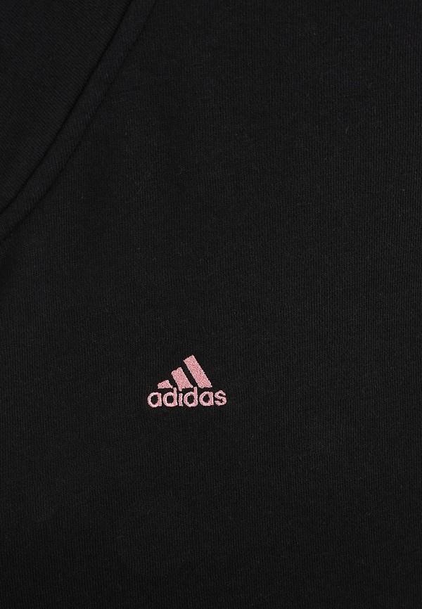 Толстовка Adidas Performance (Адидас Перфоманс) G81011: изображение 3