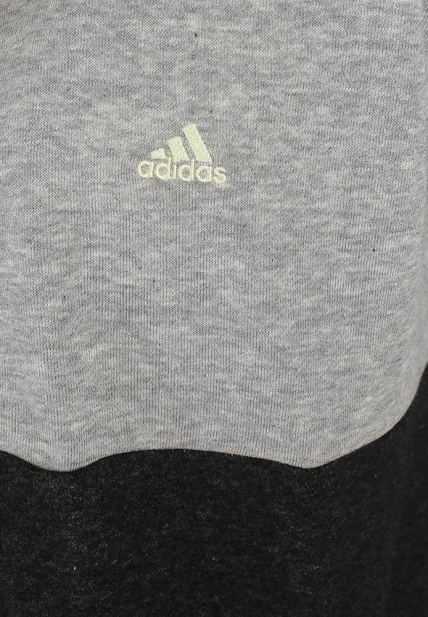 Толстовка Adidas Performance (Адидас Перфоманс) Z22533: изображение 3
