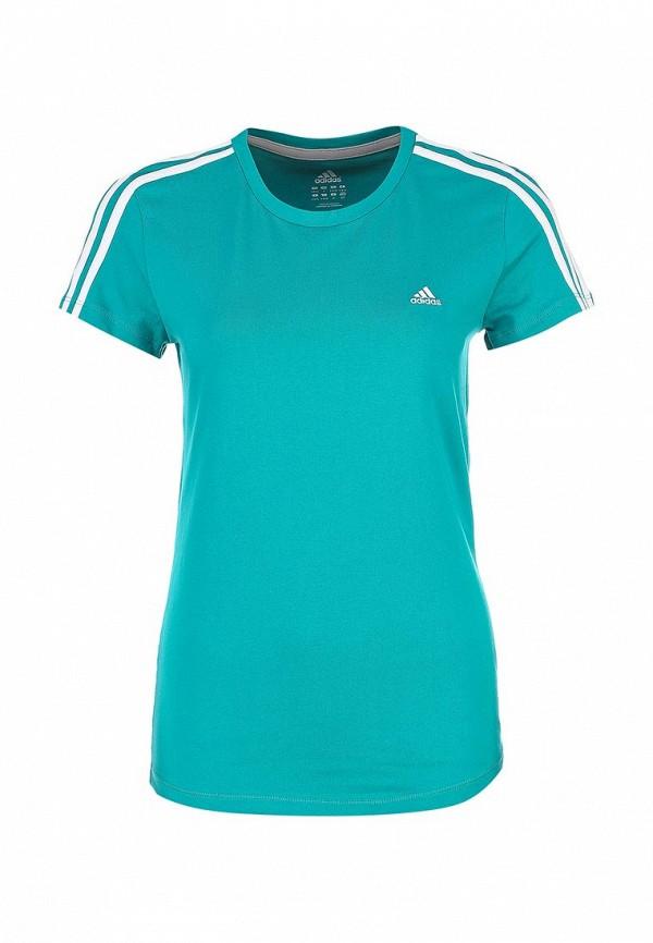 Спортивная футболка Adidas Performance (Адидас Перфоманс) G80764: изображение 1