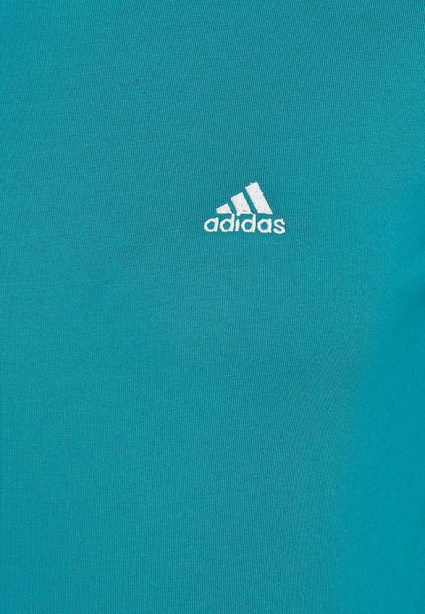 Спортивная футболка Adidas Performance (Адидас Перфоманс) G80764: изображение 3
