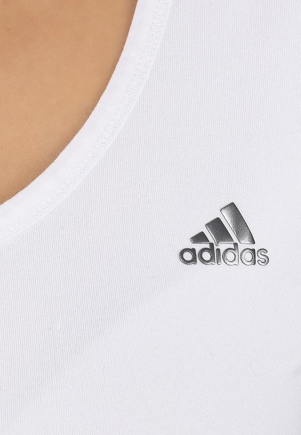Спортивная футболка Adidas Performance (Адидас Перфоманс) X19450: изображение 3