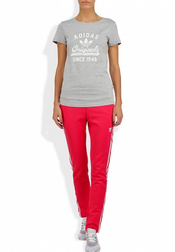 Женские спортивные брюки Adidas Originals (Адидас Ориджиналс) G84752: изображение 4