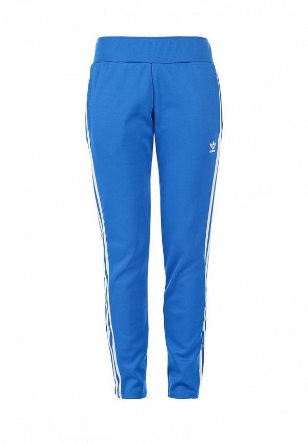 Женские спортивные брюки Adidas Performance (Адидас Перфоманс) G84751: изображение 1