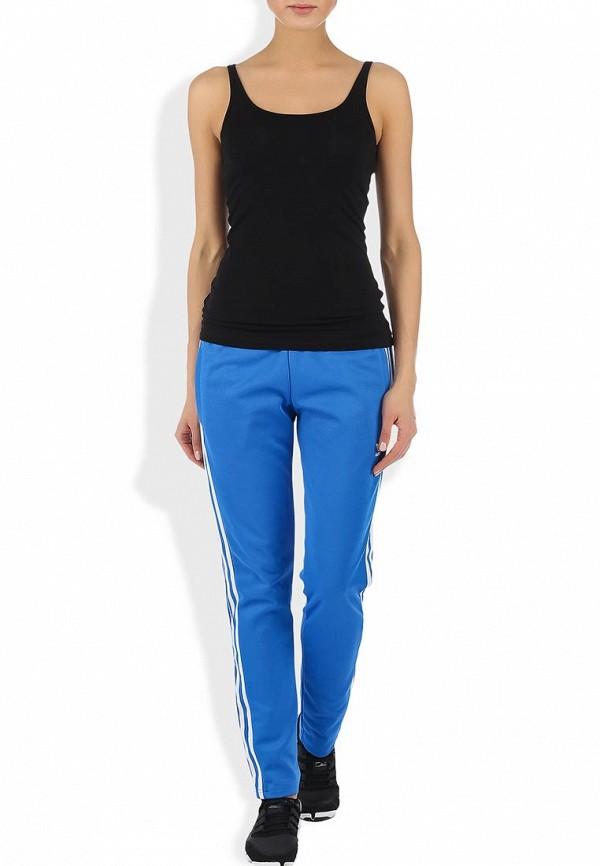 Женские спортивные брюки Adidas Performance (Адидас Перфоманс) G84751: изображение 4