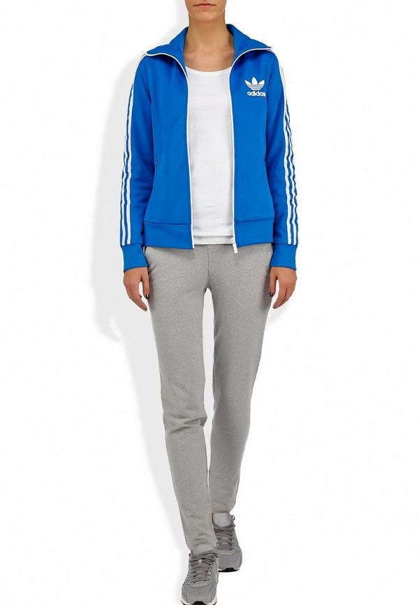Олимпийка Adidas Originals (Адидас Ориджиналс) G84680: изображение 4