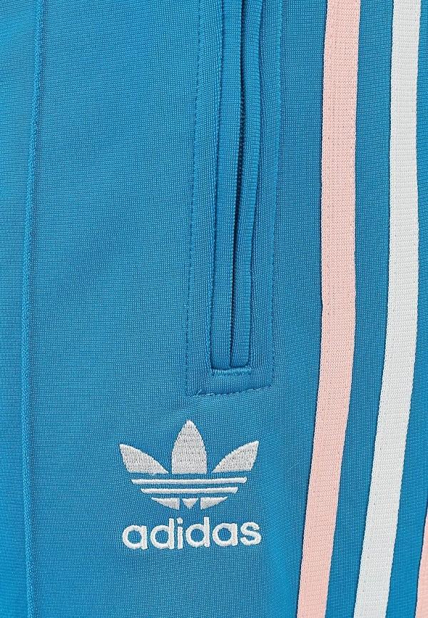 Женские спортивные брюки Adidas Performance (Адидас Перфоманс) Z37641: изображение 5