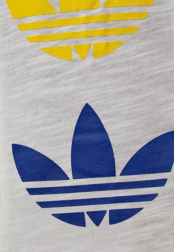 Спортивная футболка Adidas Originals (Адидас Ориджиналс) G84773: изображение 5