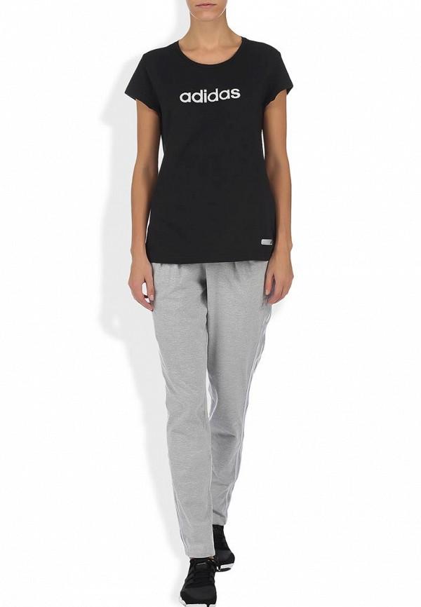 Спортивная футболка Adidas Performance (Адидас Перфоманс) Z33205: изображение 4