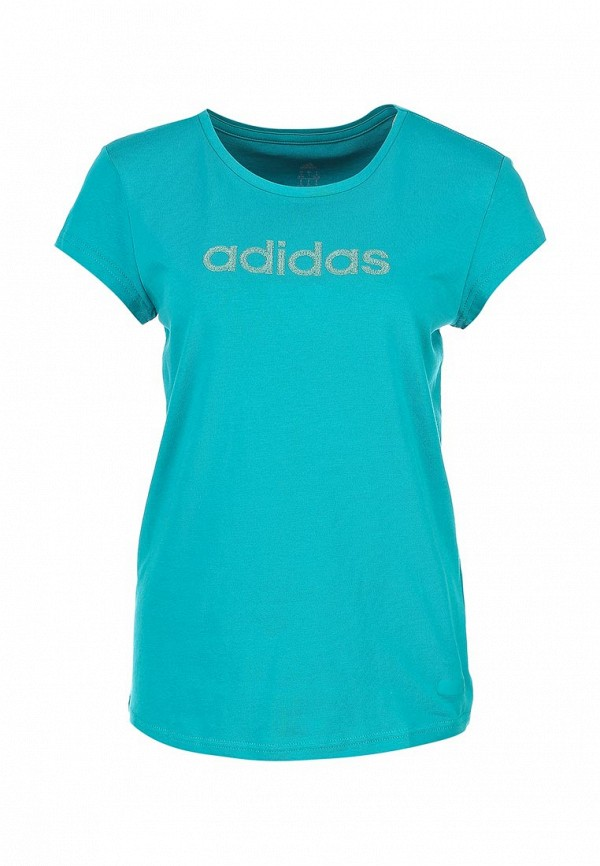 Спортивная футболка Adidas Performance (Адидас Перфоманс) G83648: изображение 1