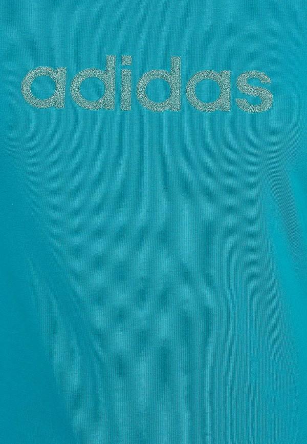 Спортивная футболка Adidas Performance (Адидас Перфоманс) G83648: изображение 3