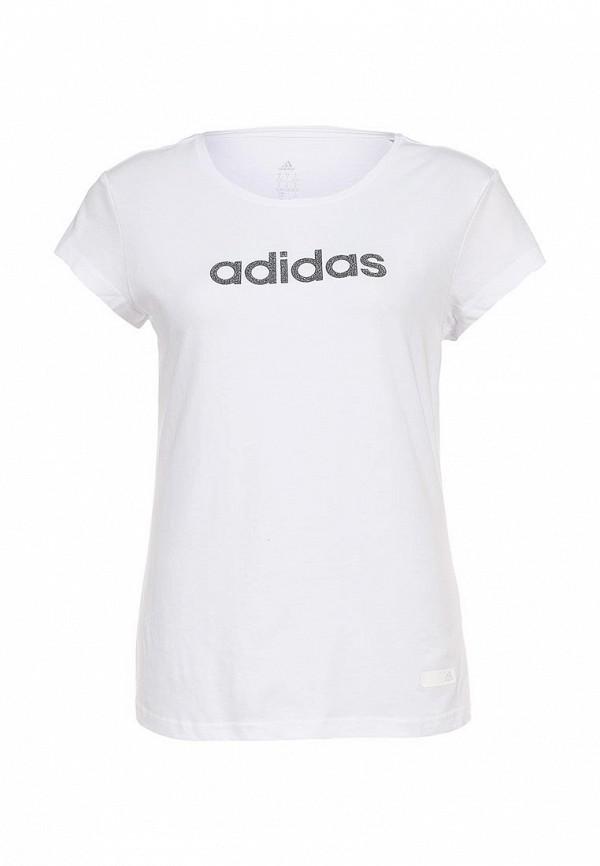 Спортивная футболка Adidas Performance (Адидас Перфоманс) G83652: изображение 1
