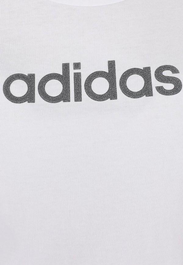 Спортивная футболка Adidas Performance (Адидас Перфоманс) G83652: изображение 3