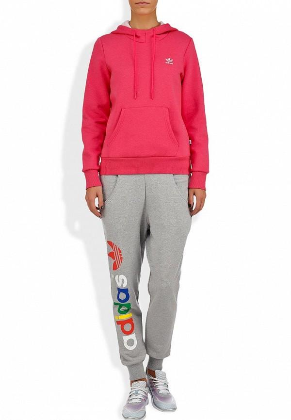 Женские спортивные брюки Adidas Originals (Адидас Ориджиналс) G92588: изображение 4