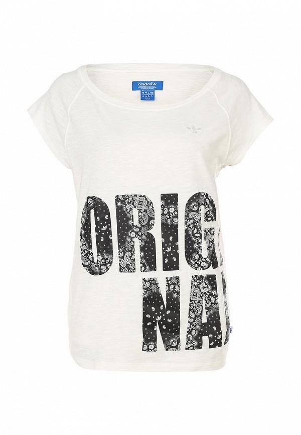 Спортивная футболка Adidas Originals (Адидас Ориджиналс) G86281: изображение 1