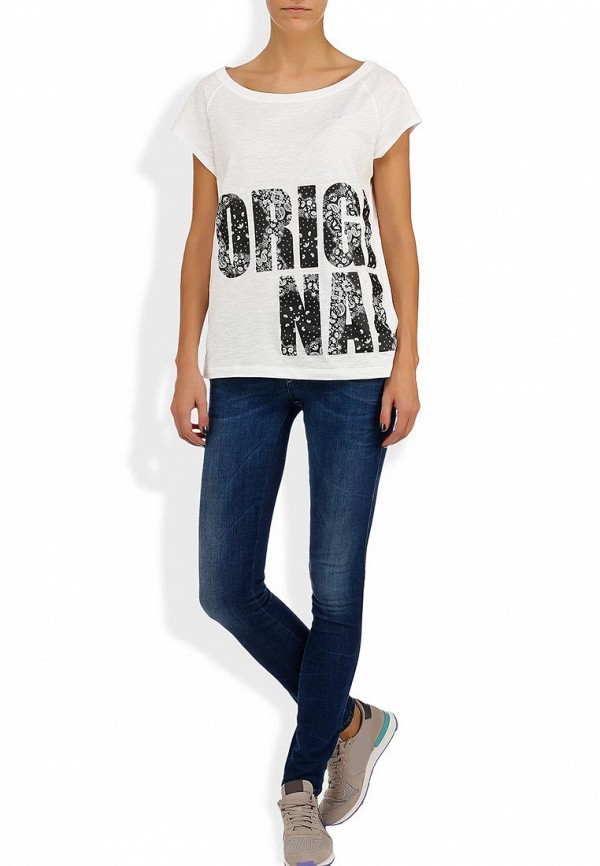Спортивная футболка Adidas Originals (Адидас Ориджиналс) G86281: изображение 4