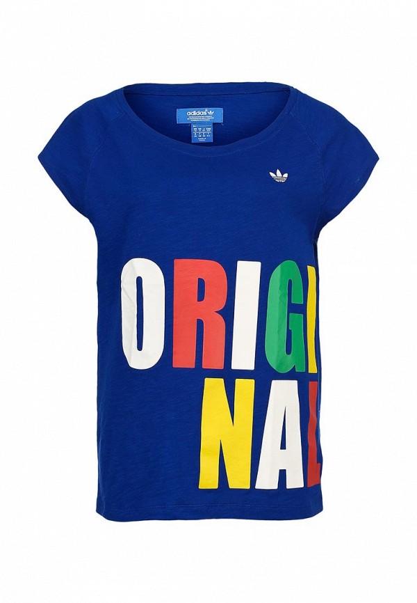 Спортивная футболка Adidas Originals (Адидас Ориджиналс) G76004: изображение 1