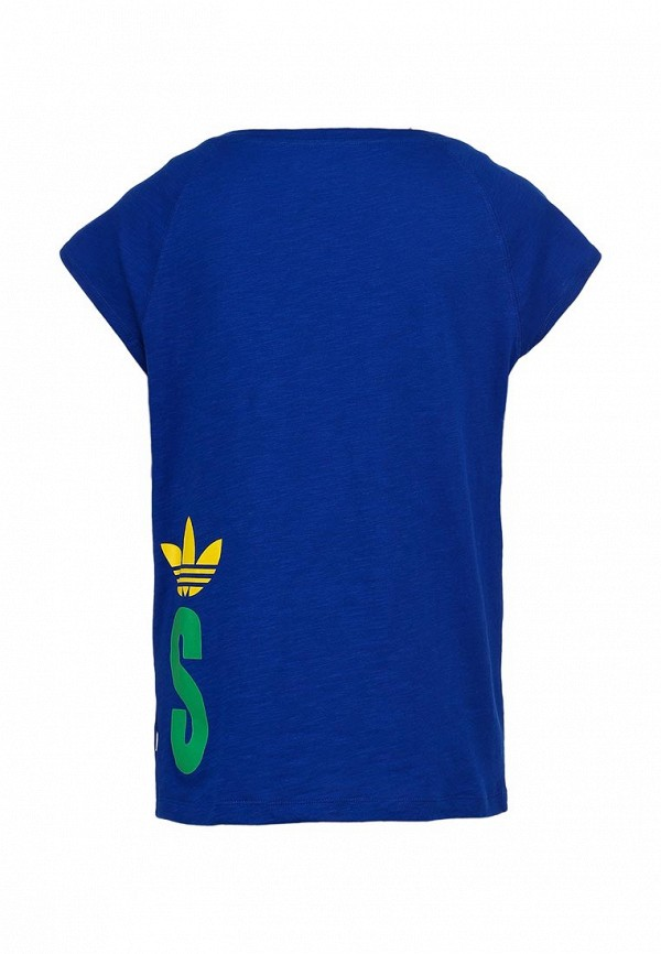 Спортивная футболка Adidas Originals (Адидас Ориджиналс) G76004: изображение 2